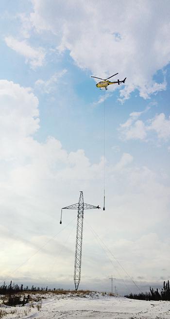 POWER & TELECOMMUNICATIONS LINE CONSTRUCTION & MAINTENANCE